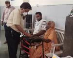 Bệnh nhân COVID-19 ở Ấn Độ đột ngột tỉnh dậy vài phút trước khi hỏa táng
