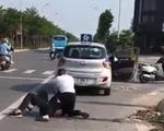 Giám đốc Công an Hà Nội nói gì về việc kỷ luật đại úy đứng nhìn tài xế vật lộn với cướp?