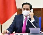 Nhật hứa hỗ trợ Việt Nam