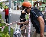 Cư dân chung cư SunView Town nhận đồ đứng cách 2m