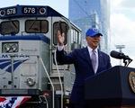 Ông Biden đầu tư cho xe lửa kiểu