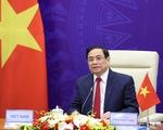 Thủ tướng Phạm Minh Chính đề cập Biển Đông, COVID-19 tại hội nghị 'Tương lai châu Á