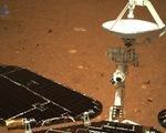 Robot Trung Quốc trên sao Hỏa bị đồn