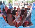 Số lượt xét nghiệm gần bằng số hộ dân, Đà Nẵng tạm