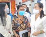 Chủ tịch HĐND TP.HCM Nguyễn Thị Lệ: