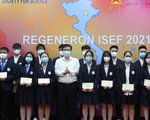 Học sinh Việt Nam đoạt giải ba Hội thi khoa học kỹ thuật quốc tế 2021