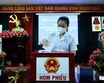 Bầu cử đặc biệt ở Bệnh viện dã chiến số 1 Bắc Ninh