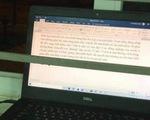 Nhật ký dạy ôn thi trực tuyến trong khu cách ly