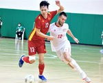 Đội tuyển futsal VN trước trận play-off lượt về: Nỗ lực giành vé dự World Cup 2021