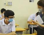 Sáng nay 26-5, hơn 2.600 thí sinh thi vào lớp 10 Trường phổ thông Năng khiếu