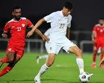 Giao hữu chuẩn bị vòng loại World Cup 2022: Thái Lan thua sát nút Oman