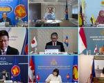 ASEAN - Nhật Bản nhất trí đảm bảo an ninh và an toàn hàng hải ở Biển Đông