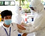 Cuối tháng 7-2021, 10% dân số được tiêm vắc xin ngừa COVID-19