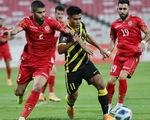 Hàng thủ tệ hại, Malaysia thua Bahrain 0-2