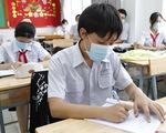 Đang dịch COVID-19, vì sao Sở GD-ĐT TP.HCM không xét tuyển lớp 10 mà lại thi?
