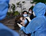 Hơn 700 nhân viên y tế của 30 bệnh viện TP.HCM hỗ trợ lấy mẫu ở Gò Vấp