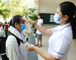 Quảng Nam cho học sinh khu vực giáp Đà Nẵng trở lại trường thi kết thúc năm học