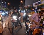 Tái lập 10 chốt kiểm soát ra vào quận Gò Vấp trong đêm 31-5