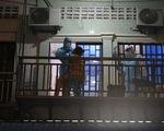 Campuchia có gần 1.000 ca nhiễm mới, từ