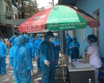 NÓNG: Một bác sĩ Bệnh viện Bệnh nhiệt đới trung ương mắc COVID-19