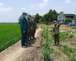 Biên phòng An Giang được tăng cường thêm 180 quân lên biên giới phòng dịch COVID-19