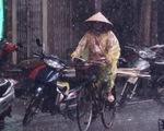 Miền Bắc mưa lớn, Trung Bộ nắng nóng gay gắt đến giữa tháng 6