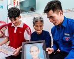 Sinh viên phục hồi 20 di ảnh Mẹ Việt Nam anh hùng, liệt sĩ