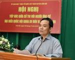 Bí thư Hải Phòng Trần Lưu Quang: