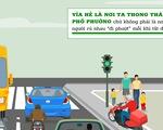Những hành vi kém văn minh giao thông cần sớm bị