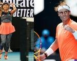 Naomi Osaka và Rafael Nadal đoạt giải