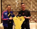 Cầu thủ từng đá Champions League tập trung cùng tuyển Malaysia đá vòng loại World Cup 2022