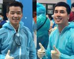 Peter Phạm, Quỳnh Hoa, Quốc Bình... tình nguyện hỗ trợ xét nghiệm COVID-19 ở Gò Vấp