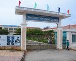 Đảo Phú Quý lần đầu có điểm thi tốt nghiệp THPT