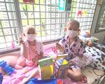 Tết thiếu nhi của bệnh nhi ở 10 bệnh viện: