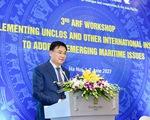 Việt Nam tổ chức hội thảo bàn về