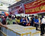 Dân tập trung mua vải thiều quá đông, Bạc Liêu khẩn cấp yêu cầu thực hiện 5K