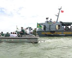 An Giang được 'chi viện' 2 tàu hiện đại để ngăn chặn nhập cảnh trái phép trên sông Tiền