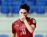 Tuấn Anh không có trong danh sách cầu thủ đá trận Việt Nam gặp Malaysia