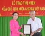 Chủ tịch nước gởi thư khen 'ông bụt' ở Sóc Trăng