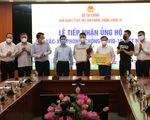 Sun Group góp 320 tỉ đồng cho Quỹ vắc xin phòng, chống COVID-19
