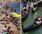 Khách ùn ùn trở lại, mùa du lịch hè ở châu Âu bắt đầu