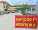 Tiền Giang phong tỏa 2.327 hộ dân vì liên quan ca nhiễm COVID-19