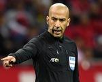 Trọng tài Iraq bắt chính trận UAE - Việt Nam tối 15-6