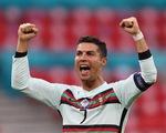 Lập cú đúp, Ronaldo đi vào lịch sử Euro