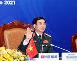 Bộ trưởng Bộ Quốc phòng Phan Văn Giang đề cập Biển Đông và nhân đạo với ngư dân