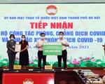 Traphaco tặng 500 triệu đồng mua vắc xin ngừa COVID-19 cho Hà Nội