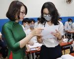 TP.HCM: Vẫn thi tốt nghiệp THPT đợt 1, thí sinh diện F thi đợt 2