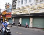 Tiệm vàng đóng cửa do dịch COVID-19, giá vàng miếng SJC bán ra 57,6 triệu đồng/lượng