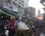 TP.HCM khẩn tìm người đã đến chợ đầu mối Hóc Môn, Bình Điền và chợ Sơn Kỳ