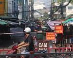 Số ca COVID-19 ở chợ Sơn Kỳ tăng lên 58, liên quan chuỗi lây chợ Hóc Môn